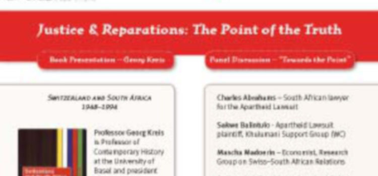 Justice & Reparations