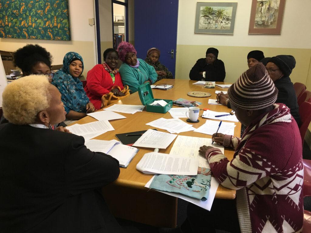 Umoja General Meeting 6 July 2019