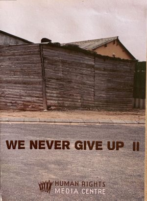 we never give up II